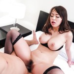 Kaede Niiyama Big Boobs Out Of Bra Sex Pic